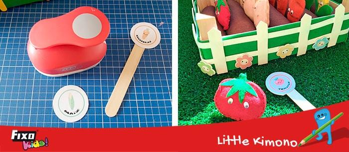 troqueladoras fixo kids para hacer manualidades con niños