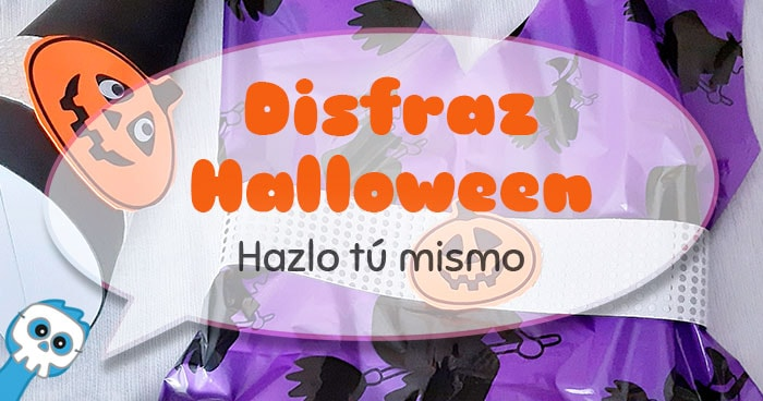 tutorial disfraces para niños de halloween