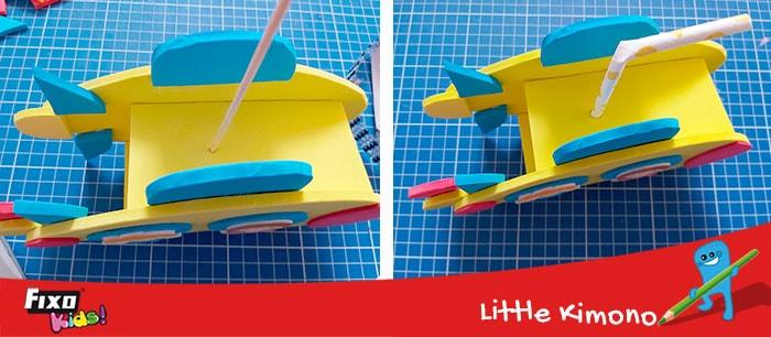 como hacer juguetes para niños