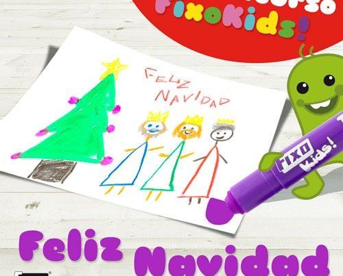 concurso dibujo navidad