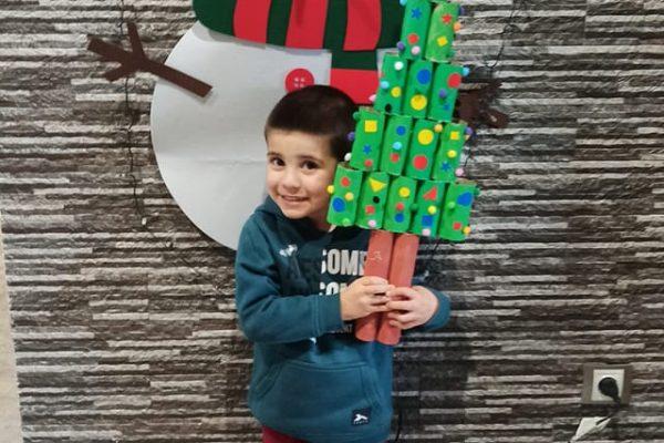 9.- V Ba Ji – Aimar, 4 años – ANUAL -