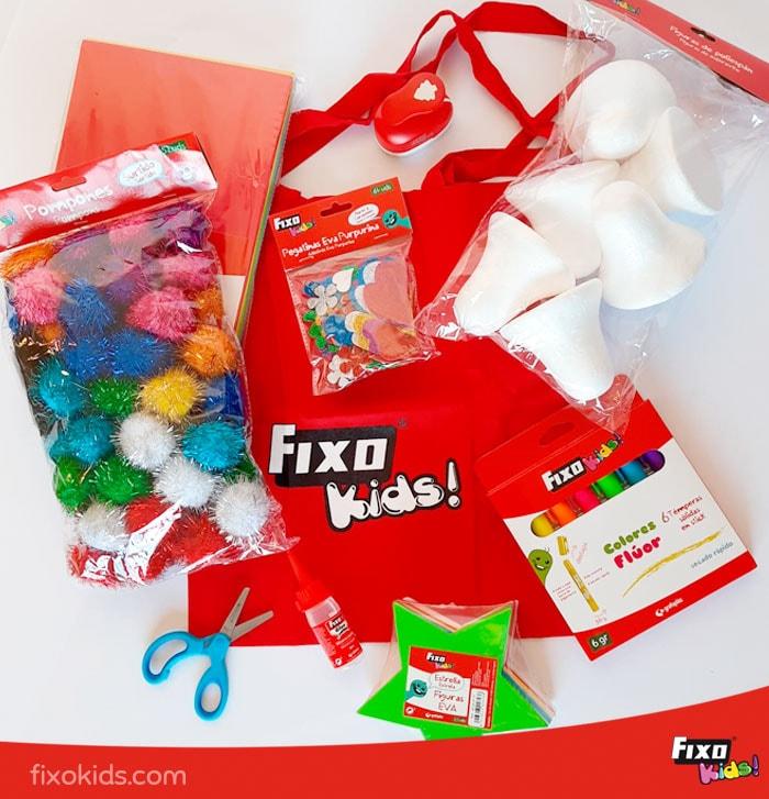 premio fixo kids monta tu arbol de navidad