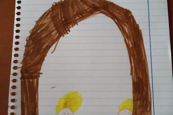 A11.- ANAID SERRANO – JULIA, 6 AÑOS -