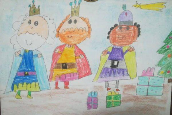 A24.- GEMA CASAS ANTOLIN – MARTINA, 6 AÑOS -