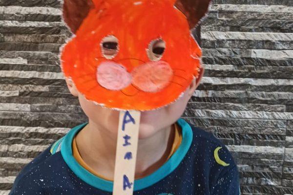 V Ba ji – Aimar , 4 años -