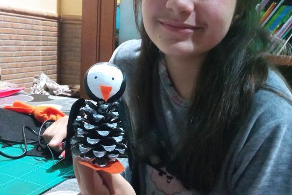 Monica Palomero – Andrea, 10 anos – anual 2-