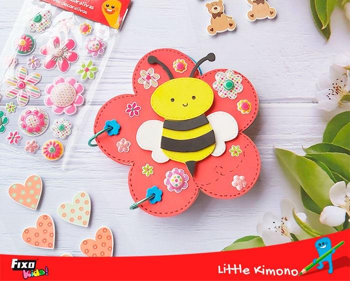 album para el día de las abejas