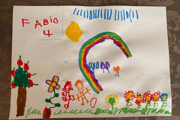 Ana Penalba Nalda – Fabio 4 anos -