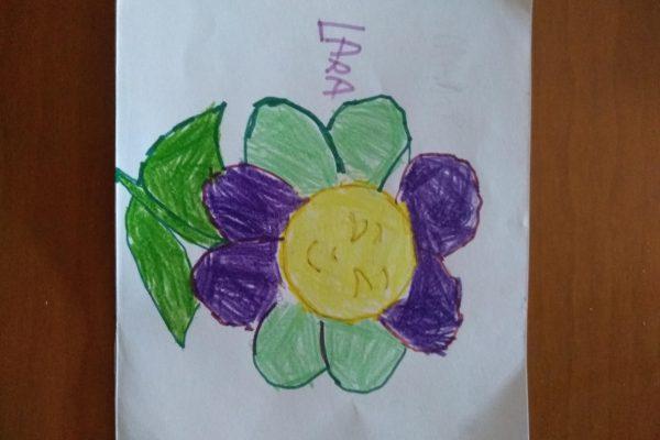Barbara llana – Lara 6 años -
