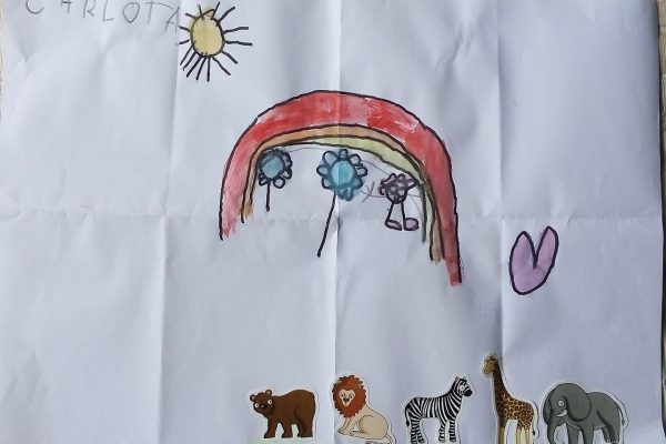 Bea Gomez – Carlota Garcia 4 anos -