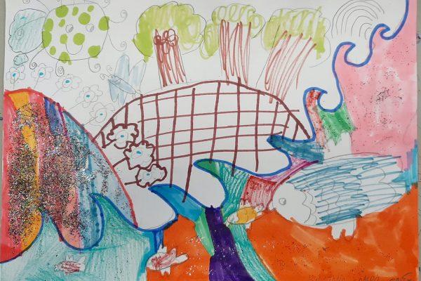 El Rincon del Arte – Cayetana 5 anos -