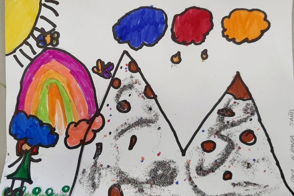El Rincon del Arte – Lara Almansa – 5 anos -