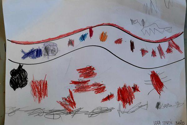 El Rincon del Arte – Vera Sobron 3 anos -