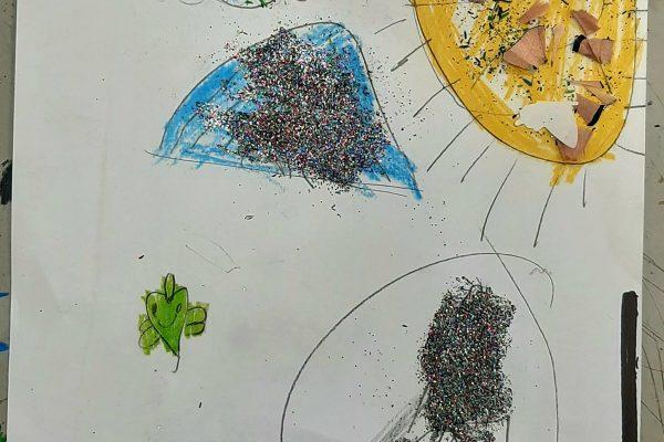 El rincon del arte – Amando Loza, 5 anos -
