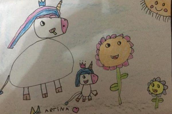 Gema Casas Antolin – Martina 7 anos -