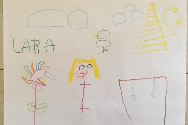 Melisa Humanes – Lara , 4 anos -1