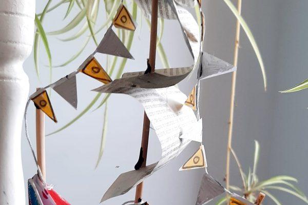 El rincón del arte – Cayetana campo, 5 anos -