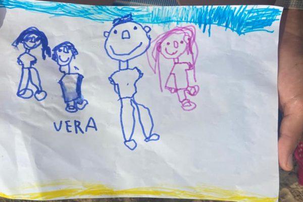 Alvin Ruiz – Vera 4 anos -