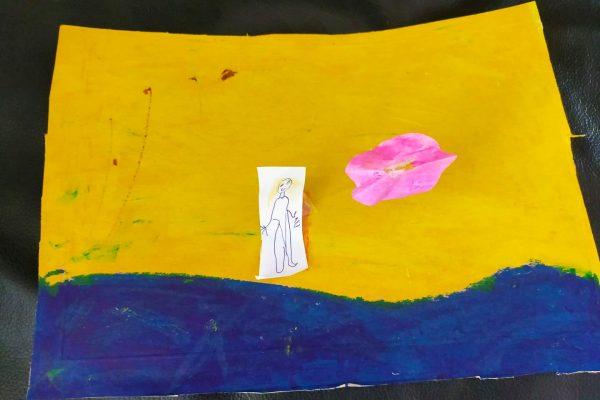Ana Rivera Campos - Vera, 7 anos -