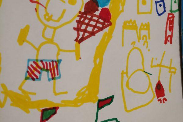 Nerea Torres – Endika, 5 anos -
