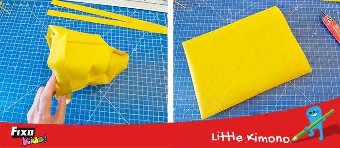 como hacer una bolsa diy para niños