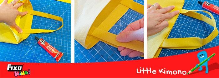 como poner asas handmade