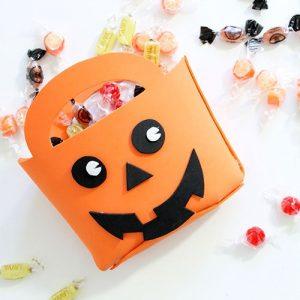 bolsa para chuches halloween
